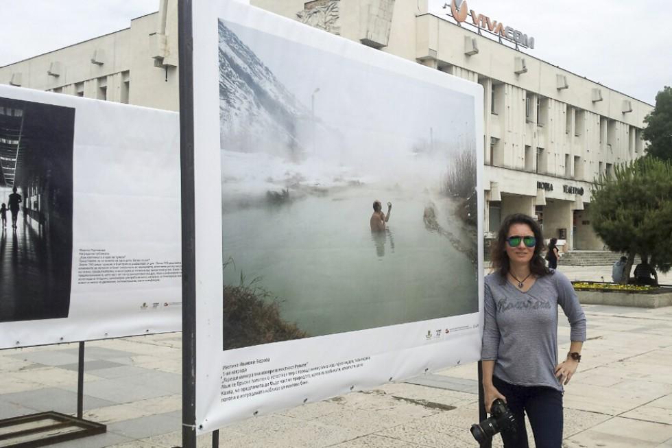 "Спечелих първа награда в международния фотоконкурс ""Човекът между днес и утре""- УРА!"